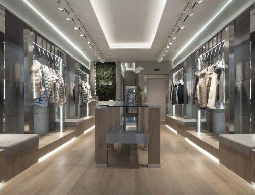 Un marchio di moda italiano sceglie l'RFID invisibile per una soluzione estetica.